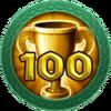 Achievement 100 Brawls
