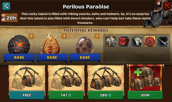 Perilous Paradise