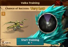 Thunderclaw Valka First Chance