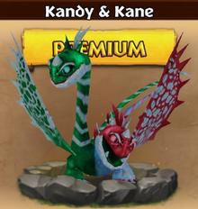Kandy & Kane Hatchling