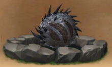 Liberated Trolboulder Egg