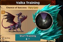 Grim Gnasher Valka First Chance