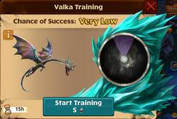 Thornshade Valka First Chance