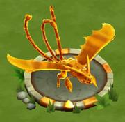 Triple Stryke Statue Lv 1