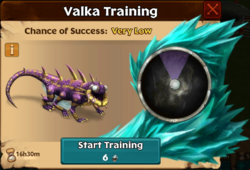 Marooned Deathstrand Valka First Chance