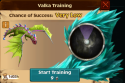 Seedling Snifflehunch Valka First Chance