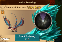 Spitelout's Kingstail Valka First Chance