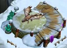 Battle Woolly Howl Titan