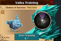 Chichillen Valka First Chance
