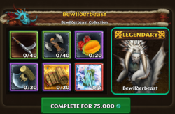Bewilderbeast Collection