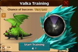 Mosster Valka First Chance