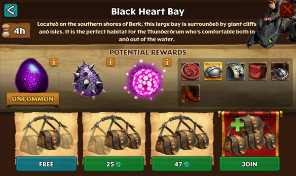 Black Heart Bay