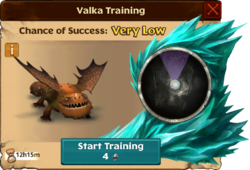 Grump Valka First Chance