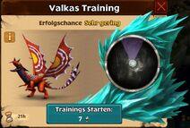 Hurleqast Valka First Chance