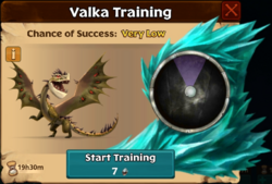 Sandbuster Valka First Chance