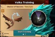 Splashspout Valka First Chance
