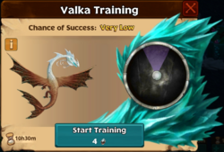Splashspout Valka First Chance