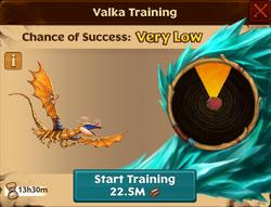 Battle Fireworm Princess First Chance