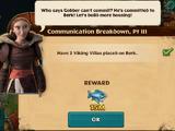 Communication Breakdown, Pt III