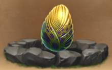 Hookfang's Offspring Egg