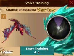 Rockstomper Valka First Chance