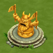 Quick Claws Statue Lv 2