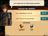 Unleash the Shellfire