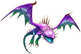 Lavender Skrill - NBG