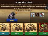 Armorwing Island