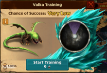 Seedling Sweet Death Valka First Chance