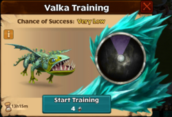 Shipsbane Valka First Chance