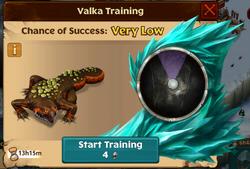 Slimeslinger Valka First Chance