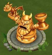 Dragon Trainer Statue Lv 1