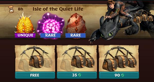 Isle of the Quiet Life 01