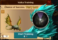 Seedling Rumblehorn Valka First Chance