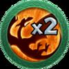Achievement 2 Dragons 1 Attack