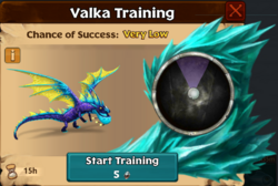 Boltbite Valka First Chance
