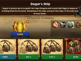 Dagur's Ship
