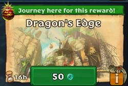 Snotlout's Journey Dragon's Edge