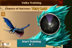 Thornado Valka First Chance
