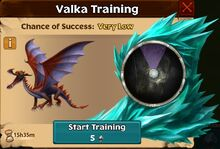 Windwalker Valka First Chance