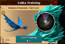 Lil Lullaby Valka First Chance