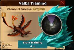 Sear Valka First Chance