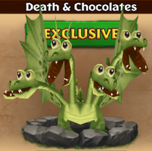 Death & Chocolates Hatchling