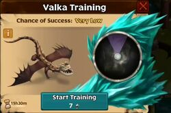 Quicksand Valka First Chance