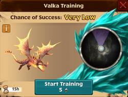 Hunterbolt Valka First Chance