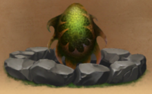 Seedling Night Terror Egg