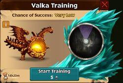 Eruptodon Valka First Chance