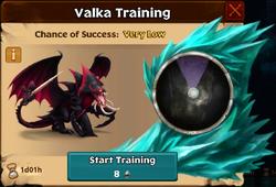 DeathGripper Valka First Chance