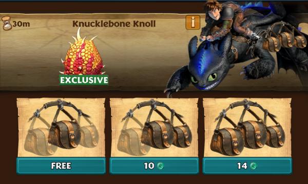 Knucklebone Knoll (Solar Flare)